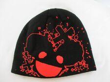 Deadmau5 Band Red Splatter Black Beanie Hat Cap - One Size New