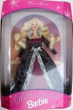 Winter Fantasy Barbie 1996 NRFB box not perfect but not bad.