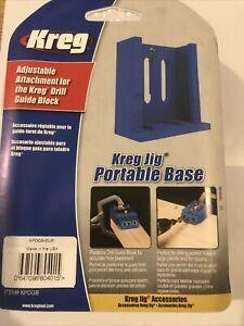 Kreg Jig Portable Base KPDGB