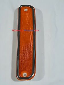front side marker lens w/ trim 73-80 GMC Chevy Pickup Blazer Jimmy C10 C1500 K10