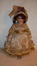 Collectible Memories Porcelain Doll Elizabeth