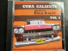 FELIX  BALOY  -  THE  BEST OF ,  CUBA  CALIENTE  VOL. 4 ,  LATIN ,