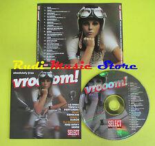 CD VROOOM! compilation 97 PROMO BLUR DODGY MANTARAY HURRICANE(C2)no lp mc dvd