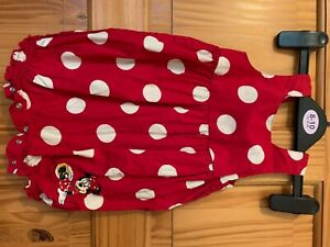 Disney resort Paris baby grow 6 months minnie mouse excellent condition
