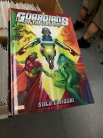 Marvel Guardians Of The Galaxy Omnibus
