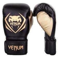 Venum Boxing Gloves Contender Black Gold