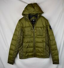$950 New Mens Canada Goose Green Parka Branta Jacket Size L Large Coat Melville