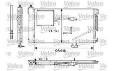 VALEO Condensador, aire acondicionado MERCEDES-BENZ CLK CLASE C SL 817849