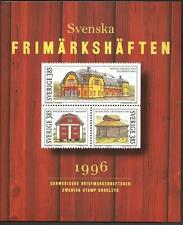 Sweden 1996 Booklets Official Year Pack