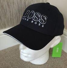 99a7de4e617 Hugo Boss Baseball Cap Mens Navy Premium Quality US Green Label 100 Genuine
