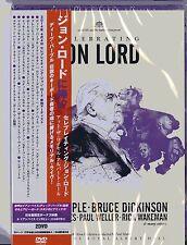 V.A.-CELEBRATING JON LORD AT THE ROYAL ALBERT HALL-JAPAN 2DVD K81