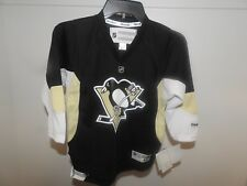 NHL REEBOK Premier Pittsburgh Penguins Hockey Jersey New Child 5T
