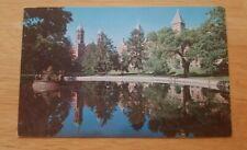 Vintage Postcard St Joseph's College Rensselaer Indiana 1957