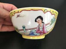 Ancien bol en porcelaine de chine