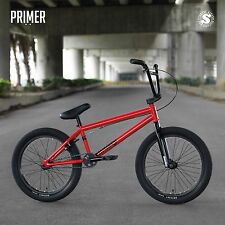 "2018 SUNDAY BIKE BMX PRIMER 20"" GLOSS RED BICYCLE FIT CULT PRIMO KINK HARO"