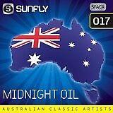 MIDNIGHT OIL SUNFLY AUSSIE CLASSICS KARAOKE CD+G / 13 TRACKS