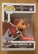 Funko POP! Disney Kingdom Hearts - Sora (Monsters, Inc.) Target Exclusive #485