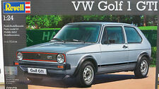 Revell Germany 1/24 VW Golf 1 GTI Plastic Model Kit 07072
