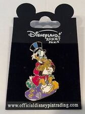 DISNE PIN DLRP 2005 UNCLE SCROOGE MCDUCK MONEY GOLD COINS NOC PIN