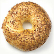 12 Fresh New York City  Bagels 1800nycbagels 1 Dozen Onion Bagels $23.98
