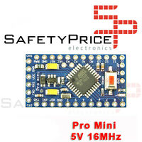 PRO MINI ATMega328 16MHZ 5V Bootloader Pin Header Compatible 100% ARDUINO SP