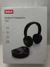 RCA HP3090 Wireless TV Headphones with Docking Station