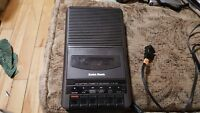 RADIO SHACK REALISTIC CASSETTE PLAYER RECORDER CTR-66