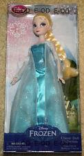 "(2) Disney QUEEN ELSA 12"" Frozen Classic Doll Collection Mattel #ast 1508 New"