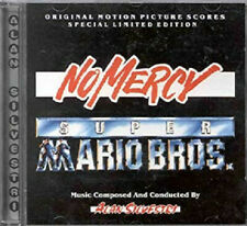 No Mercy & Super Mario Bros. - Limited Edition Soundtrack/Score CD ( LIKE NEW )