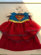 build a bear Supergirl Cotume New
