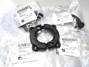 4x  ORIGINAL Opel Klammer Sicherung Stoßdämpfer Domlager Astra H, Zafira B