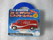 Ford Econoline Van 1990 Coca Cola Delivery Model Car Coke Promo