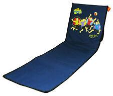 Wiggles Blue Beach Mat