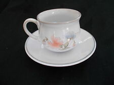 Denby ENCORE  Coffeecup and saucer.  Demitasse.