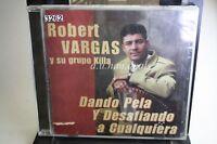 Robert Vargas Y Su Grupo Killa – Dando Pela Y Desafiando , 1999 ,Music CD (NEW)