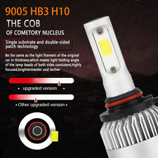 1x 9005 HB3 LED Headlight Kit 1400W 210000LM High Power Light Bulb 6000K White