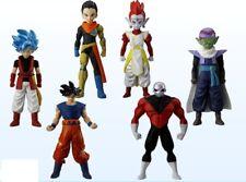 Bandai Dragon Ball Super Dragon Ball Heroes Skills Figure 01 SDBH Set of 6