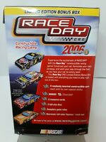 2006 Nascar Race Day CRG Constructible Racing Game DALE EARNHARDT JR #8