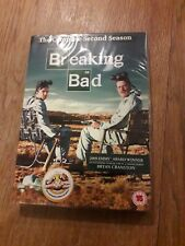 Breaking Bad Complete  Season 2 DVD PAL Region 2 New and  Sealed