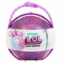 ~GENUINE~ LOL SURPRISE PEARL WAVE 2 ~ PURPLE ~ Mermaid L.O.L. IN STOCK FAST POST