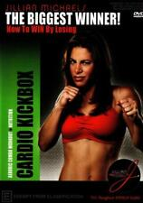 Jillian Michaels - The Biggest Winner!: Cardio Kick Box  - DVD - NEW Region 4