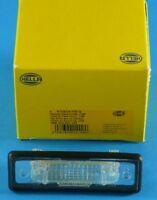 HELLA éclairage pour plaque d'immatriculation compatible avec BMW Série 5 E28
