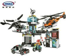 Xingbao XB-10001 Police Operational Command Building Block Set 1323 pieces