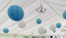 14x 30cm paper lanterns engagement wedding 21 birthday party venue decoration