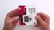 Memory Card 32GB Micro SD Class10 Phone - Camera ( Read before you buy.)