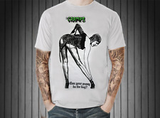 The Cramps Retro Art Graphic T-Shirt Psychobilly Garage Punk Rock Music Band XL