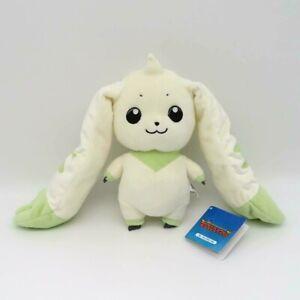 """Digimon Terriermon Soft Plush toy 8.5"""" Authentic SANEI BOUEKI"""