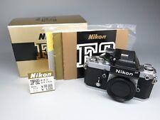 Nikon F2 35mm SLR Film Camera Body w/ DP-1 Viewfinder Prism, F-2 DP1 #2