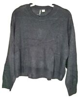 DIVIDED by H&M Women's Long Sleeve Black Pullover Sweater Size L Large