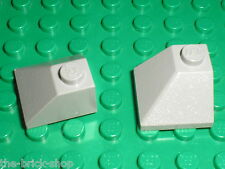 2 x LEGO MdStone slope brick 3045 / set 10179 10185 4183 70594 41072 41078 4504